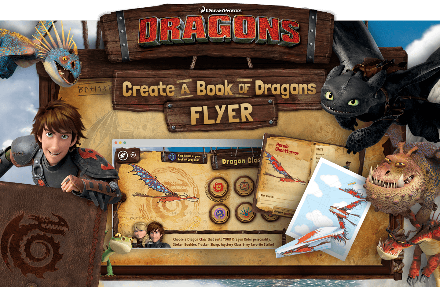 Dreamworks Mission Origami Dragon Instructions Advanced Diagram Electric In The How To Train Your Franchise Book Of Dragons Has Become A Centerpiece Story Richness Tomes Origins Inspired Us